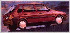 Rover Metro 1.1S 1990