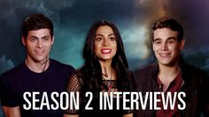 15 Minute Video on What to Expect In Season 2 of Shadowhunters TMI!
