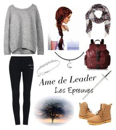 """AME DE LEADER. Les Epreuves. Effacée."" by bludream-blog on Polyvore featuring art"