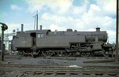 BR (LMS) 'Stanier & Fairburn' class 4  2-6-4 T Electric Locomotive, Diesel Locomotive, Steam Locomotive, Steam Trains Uk, Birmingham News, Rail Transport, Steam Railway, Train Times, British Rail