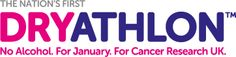 The nation's first Dryathlon. No Alcohol. For January. For Cancer Research UK. - Someone should do this here in the US.