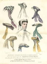 Image result for victorian bonnets Victorian Hats, Summer Hats