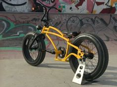Kustom Bicycle! #bicyclehumor