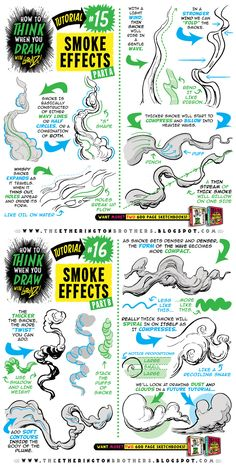 How to draw smoke dust cloud effects tutorial by studioblinktwice on deviantart Drawing Techniques, Drawing Tutorials, Drawing Tips, Drawing Reference, Art Tutorials, You Draw, Learn To Draw, How To Draw Smoke, How To Draw Comics