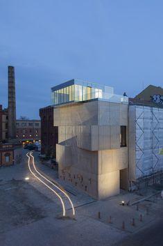 Galería de Fundación Tchoban - Museo de Dibujo Arquitectónico / SPEECH Tchoban & Kuznetsov - 17