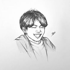 Happy Birthday JK Happy Birthday JK I grouped the above questions about the pencil drawing that I received … Jungkook Fanart, Kpop Fanart, Kpop Drawings, Pencil Art Drawings, Art Drawings Sketches, Sketch Drawing, Fan Art, Bts Chibi, Bts Pictures