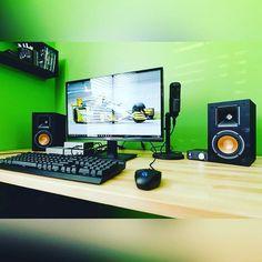 #setup #dreamsetup #workstation #battlestation #workspace #pcgaming #deskspace #desksetup #gaming #game #gamer #gamingsetup #pc #pcmasterrace #computer #technology #clean #pcgaming101 #interior #apple #interiordesign #dreamroom #style #interiordecor #goodvibes #instagood #design #trademarkedsetups #inspiration #f4f #apple by boss.ass.setups