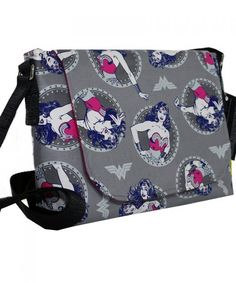 f1d02706c5e5 Products Archive - Page 3 of 5 - Loulou and Mo.  Wonderwoman gift - Messenger  Bag ...