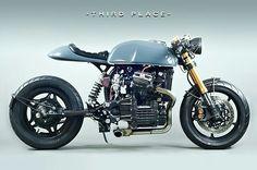 '78 Honda CX500 – BBCR Engineering