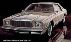 1980 chrysler cordoba car