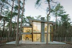Villa Kerckebosch   Engel Architecten   Zeist, Netherlands