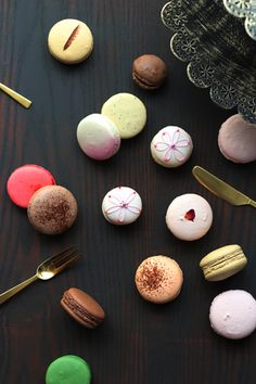 macarons#Repin By:Pinterest++ for iPad#
