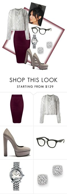 """Untitled #405"" by alexandraspring98 ❤ liked on Polyvore featuring Filles à papa, Casadei, Prada, Chopard and Bloomingdale's"