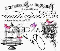 previous Pinner: Decoupage Grafiki do transferów w stylu Shabby Chic Decoupage Vintage, Decoupage Paper, Foto Transfer, Transfer Paper, Diy Image, French Typography, Etiquette Vintage, Decoupage Printables, Floral Printables