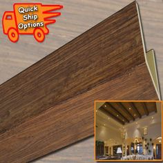 Largest in stock supply of faux wood beams in North America. Ask us about quick ship!