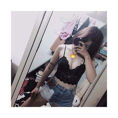 No pos no se uwu Ulzzang Korean Girl, Cute Korean Girl, Asian Girl, Uzzlang Girl, Hey Girl, Cool Girl Pictures, Girl Photos, Tumbr Girl, Grunge Girl