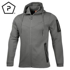 Pentagon Pentathlon is a comfortable and lightweight zip hoodie with a high collar, bonded hand pockets, bicep pocket on the left sleeve and adjustable bottom hem. Perfect for casual wear, training, fishing or hiking. Only £48.95! Find out more at Military 1st online store. Free UK delivery and returns! Competitive overseas shipping rates.