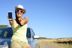USAA Member Community: Great Road Trip Applications. #summer #vacation #tech #technology #mobile #travel #roadtrip #tips
