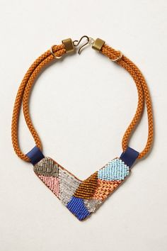 Beaded Tonala Bib - Anthropologie.com