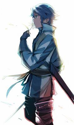 Azur - Fire Emblem Awakening  -Inigo 1-