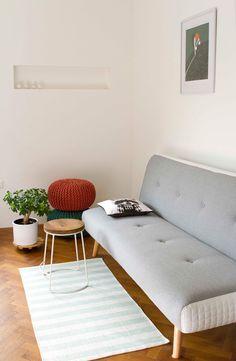 Când un apartament interbelic din București este tratat cu respect | via Designist