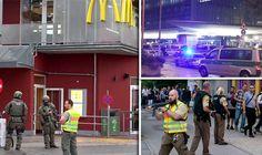Munich shooting gunman allahu akbar shot children