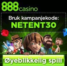 888 Casino Bonus Spill - Omtale