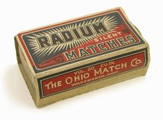 Radium matches