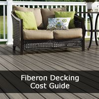 Our Fiberon Deck Cost guide provides a thorough guide to the Prices & Costs for Fiberon decking ranges and designs.