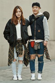 Seoul's Matching Couples 2014 | SNAP | WWD JAPAN.COM