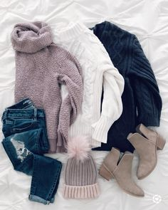 Love all of these sweaters!!