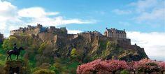 Edinburgh, Scotland-- Beautiful place.