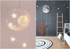 10 Hold ihlette dekoráció, ami feldobja a babaszobát