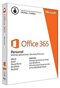 Microsoft Office 365 Personal - Suites De Programas