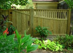 gallery of fences and gates | FortMyers Florida Fence Contractors - Builders of Unique Fences
