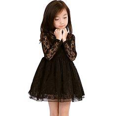 vestidos de niñas casuales bellos