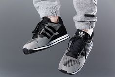 5acb72f20 adidas Originals ZX 500 WEAVE Collection
