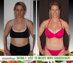 Deena F. lost 10 lbs