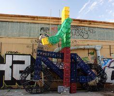 newport - again Newport, Crates, Fair Grounds, Fun, Shipping Crates, Drawers, Hilarious, Barrel