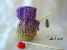 Purple Lantern Child Follow Your Heart by TheToadstoolForest, $17.00