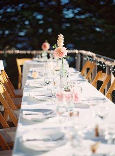wedding centerpiece idea; photo: Braedon Flynn  #getmarried #GetMarriedCo #weddingPhotography