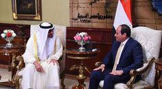 المصريون يدشنون هاشتاج #ارفض_زيارة_محمد_بن_زايد_لمصر | جولة أخبار