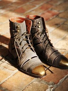 ShopStyle.com: Jeffrey Campbell Jenson Slash Boot $149.95