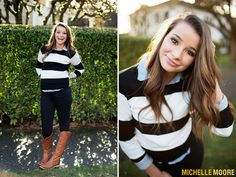 Class of 2013 Senior Portraits for Mollie by Seattle Portrait Photographer Michelle Moore