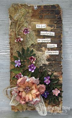 the next best thing by lynne: Farewell Technique Tag