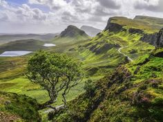 With fairy pools and bright green hills, the magical Isle of Skye is the stuff dreams are made of (regardless of whether you've binge-watched Outlander yet).