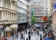 Beograd - Knez Mihailova Street (Serbia)
