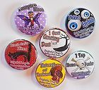 Halloween Witch Potions Flatback Pin Back Buttons 1 for Bows Magnets - Halloween Flatback Pins Witch Potion, Embellishments, Decorative Plates, Bows, Scrapbook, Halloween, Magnets, Buttons, Ornaments