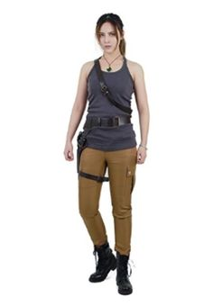 Overall best Halloween costume ideas for 2018 Tomb Raider Outfits, Tomb Raider Costume, Alicia Vikander, Halloween Party Costumes, Lara Croft, Just Don, Badass, Exotic, Overalls