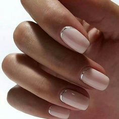 Need some wedding nails inspiration? Here you will find the best nail ideas for your wedding day from simple nail designs to glam. Neutral Nails, Nude Nails, Gel Nails, Acrylic Nails, Wedding Nails Design, Minimalist Nails, Bridal Nails, Prom Nails, Perfect Nails